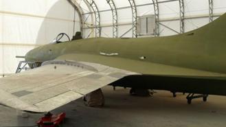 Flight Deck at Intrepid Museum