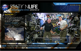 StationLIFE: A Digital Exhibit by NASA