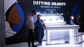 Defying Gravity: Women in Space