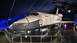 Space Shuttle Pavilion