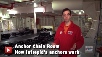 Anchor Chain Room: How Intrepid's Anchors Work
