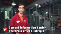 Combat Information Center: The Brain of USS Intrepid