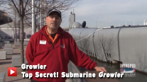 Top Secret! Submarine Growler