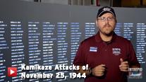 Kamikaze Attacks of November 25, 1944