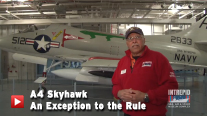 A4 Skyhawk: An Exception to the Rule