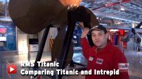 RMS Titanic: Comparing Titanic and Intrepid