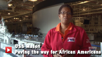 USS Mason: Paving the Way for African Americans