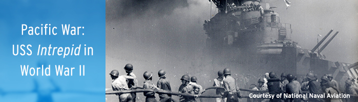 Pacific War: USS Intrepid in World War II