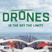Drones is the sky the limit?