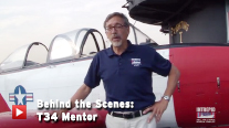Behind the Scenes: T34 Mentor