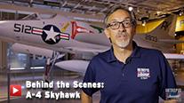 Behind the Scenes: A-4 Skyhawk