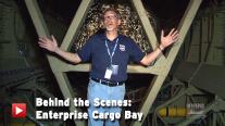 Behind the Scenes: Enterprise Cargo Bay