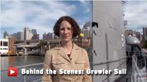 Behind the Scenes: Growler Sail