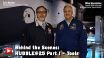 Behind the Scenes: Hubble@25 Part 1 - Tools