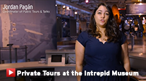 Private Tours at the Intrepid Museum