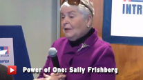 Sally Frishberg - Power of One