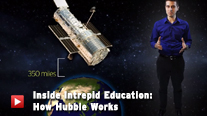 Inside Intrepid Education: How Hubble Works