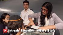 Intrepid Education: Yoshi's Story