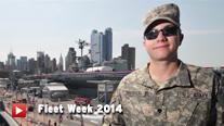 Fleet Week 2014
