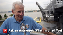 Ask an Astronaut: What Inspired You?