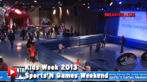 Kids Week 2013 Sports'N Games Weekend