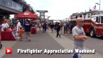 Firefighter Appreciation Weekend