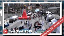 Fleet Week 2015