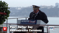 Pearl Harbor Remembrance Day Ceremony