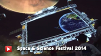 Space and Science Festival 2014