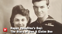 Happy Valentine's Day: The Story of Don and Eloise Bee