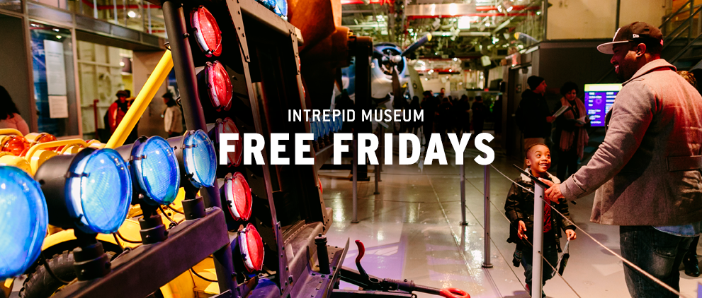 Intrepid Museum's Free Friday
