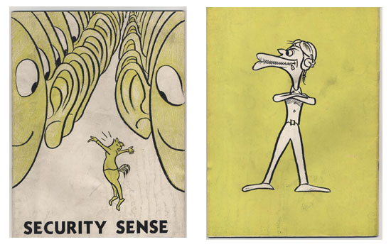 "common sense pamphlet. ""Sense Pamphlets"" for Navy"